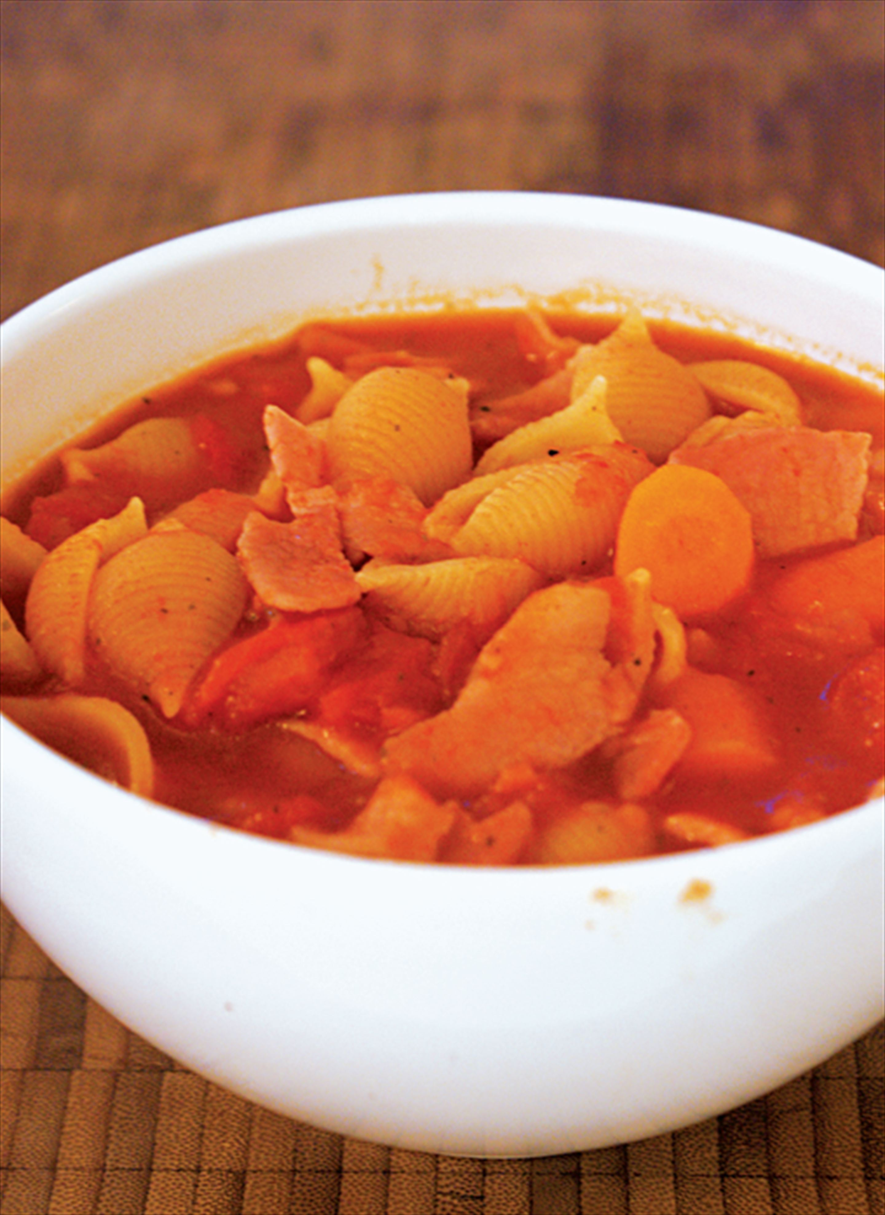 Tiff's healthy minestrone soup